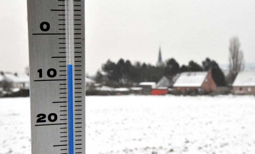 W Polsce panują bardzo niskie temperatury /AFP