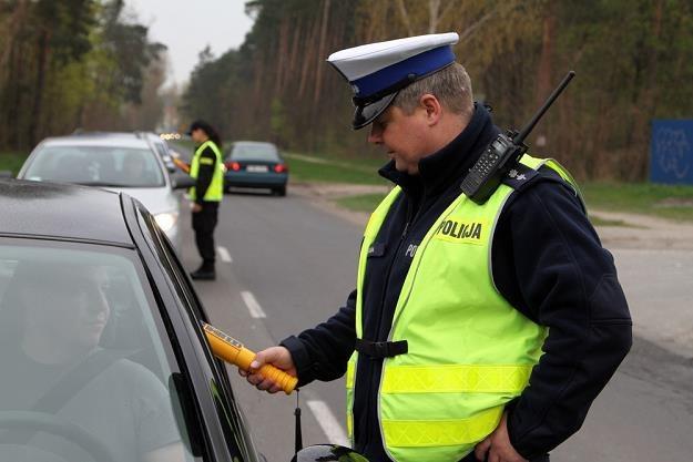 W Polsce policję interesuje tylko kierowca. Nie wszędzie tak jest / Fot: Piotr Jedzura /Reporter