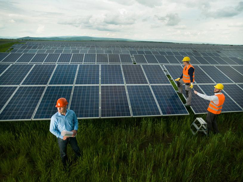 W Polsce powstanie największa elektrownia fotowoltaiczna w Europie Środkowo-Wschodniej /123RF/PICSEL