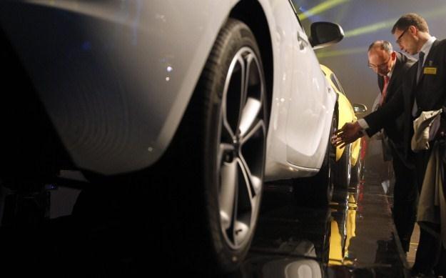 W Polsce produkuje się nie tylko samochody, ale również wiele części /PAP
