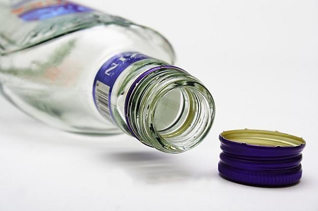 W Polsce produkuje się ponad 300 mln litrów wódki /© Panthermedia