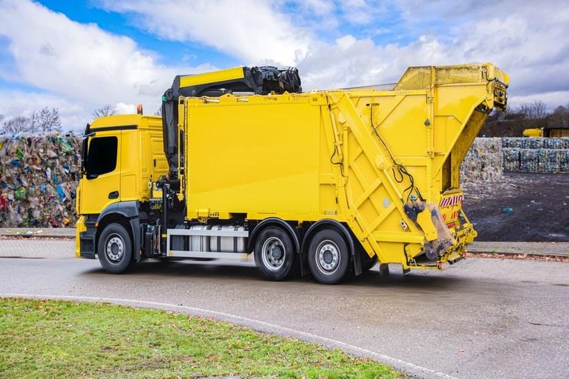 W Polsce rosną stosy śmieci z Niemiec /123RF/PICSEL