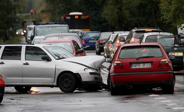 W Polsce również zdarzają się przypadki wyłudzeń odszkodowań / Fot: Mariusz Grzelak /Agencja SE/East News