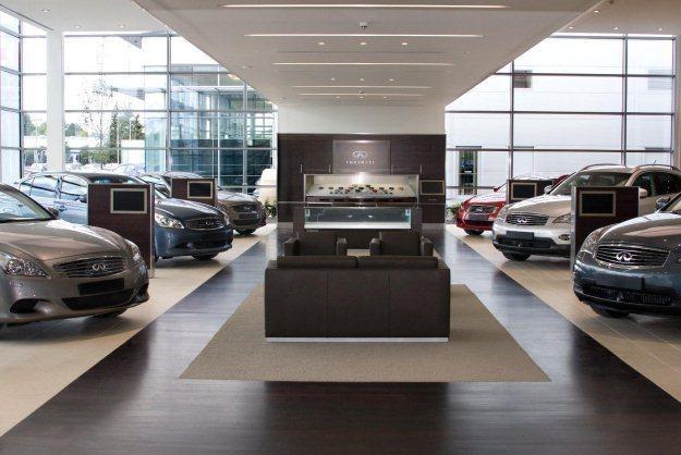 W Polsce rynek sprzedaży samochodów ulega konsolidacji /