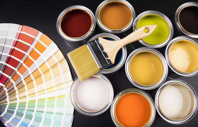 W Polsce sprzedaż farb i lakierów  utrzymuje się w ostatnich kwartałach na stałym poziomie, fot. Sebastian Duda /&nbsp