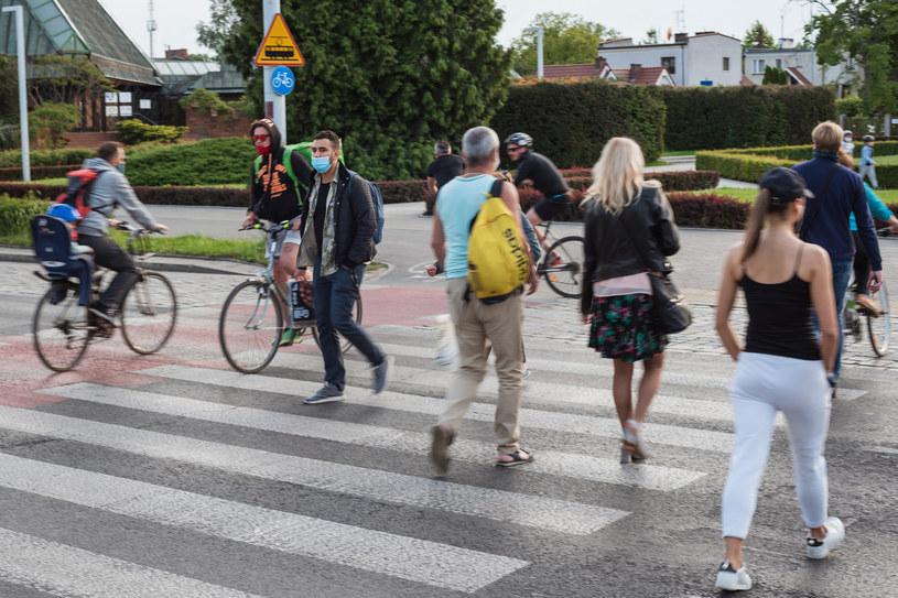 W Polsce wciąż pojawiają się nowe ogniska epidemii - zauważa ekspert /Fot. Piotr Dziurman/REPORTER /Reporter