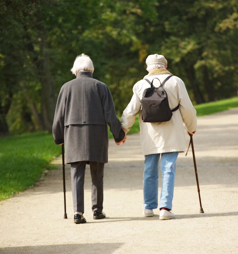 W Polsce żyje 4200 osób, które mają minimum 100 lat / Wolfram Steinberg    /PAP/EPA