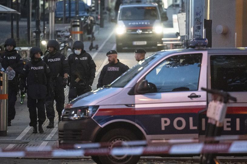 W poniedziałek (2 listopada) doszło w Wiedniu do ataku terrorystycznego /CHRISTIAN BRUNA /PAP/EPA