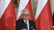 W poniedziałek nowy szef MSZ uda się z pierwszą wizytą zagraniczną do Bułgarii