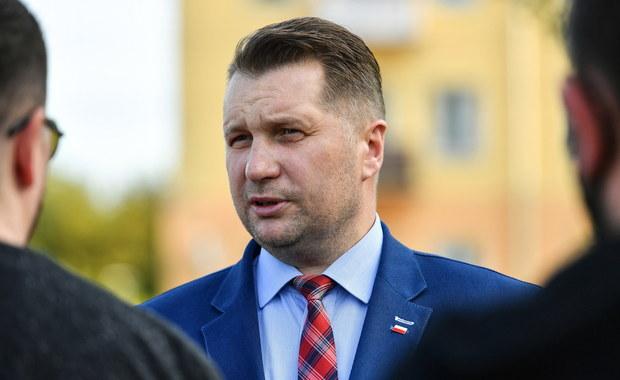 W poniedziałek prezydent powoła Czarnka na ministra edukacji i nauki