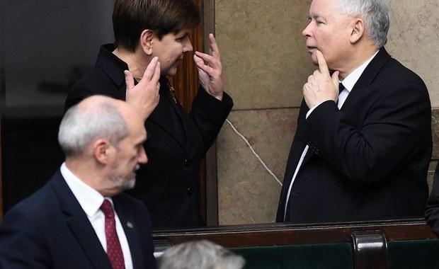 W poniedziałek prezydent powoła rząd Beaty Szydło