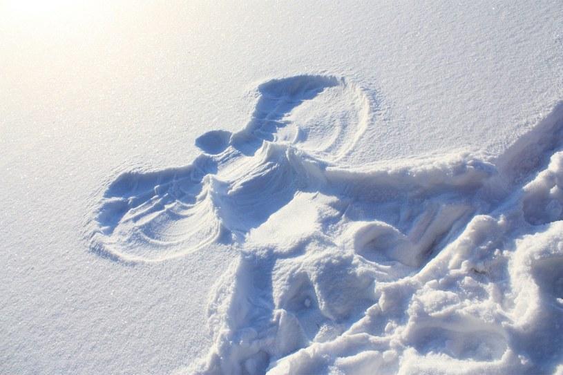 W poniedziałek sypnie śniegiem /123RF/PICSEL