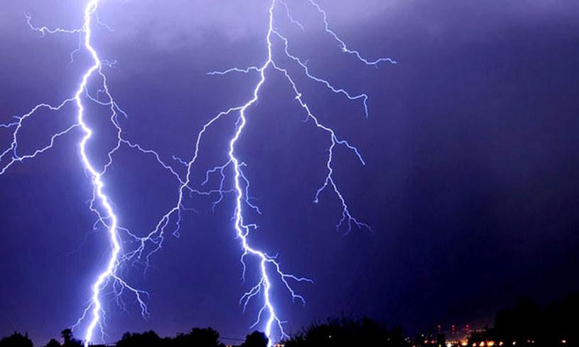W poniedziałek w centralnej oraz południowej części kraju mogą wystąpić burze oraz burze z gradem /© Panthermedia