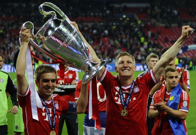 W poprzednim sezonie Bayern Monachium zdobył potrójną koronę /AFP