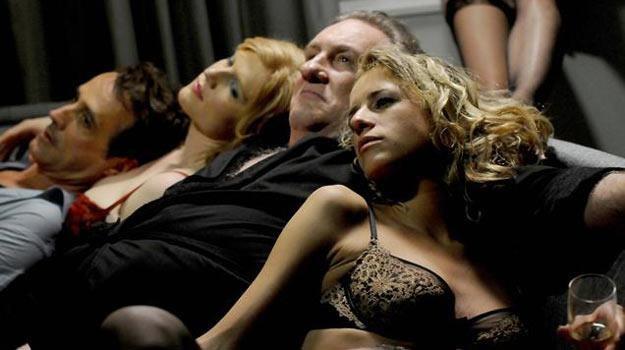 W postać Dominique'a Strauss-Kahna wcieliłsię Gerard Depardieu. /materiały prasowe