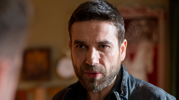 W postać głównego bohatera wcielił się Marcin Dorociński. /Piotr Litwic /HBO