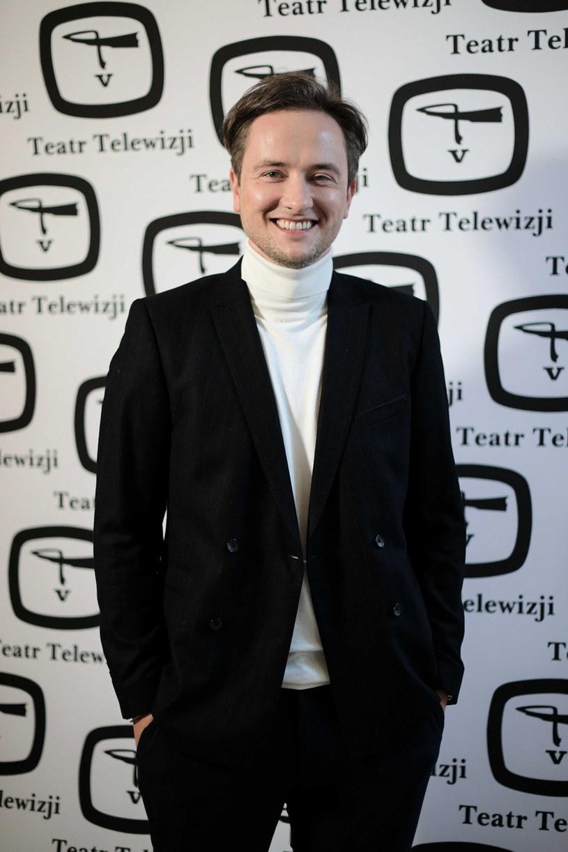 W postać Hamleta wcieli się Przemysław Stippa / Marcin Obara  /PAP