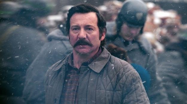 W postać Lecha Wałęsy wcielił się Robert Więckiewicz. /materiały dystrybutora