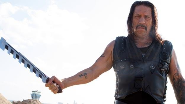 W postać Maczety wciela się Danny Trejo. /materiały dystrybutora