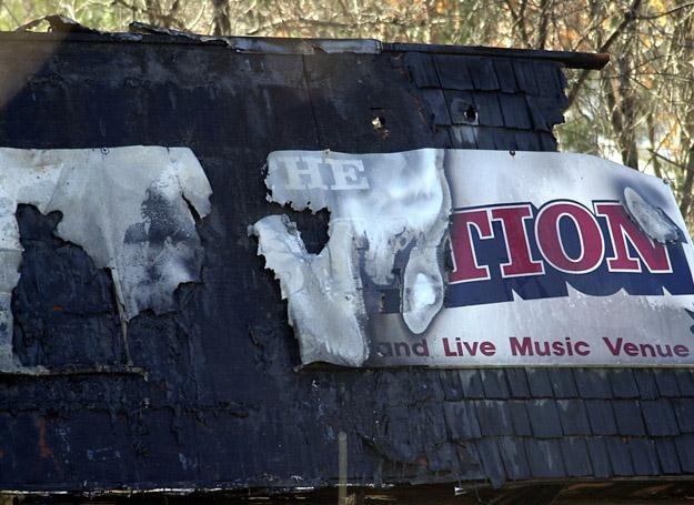 W pożarze The Station zginęło 100 osób - fot. Douglas McFadd /Getty Images/Flash Press Media