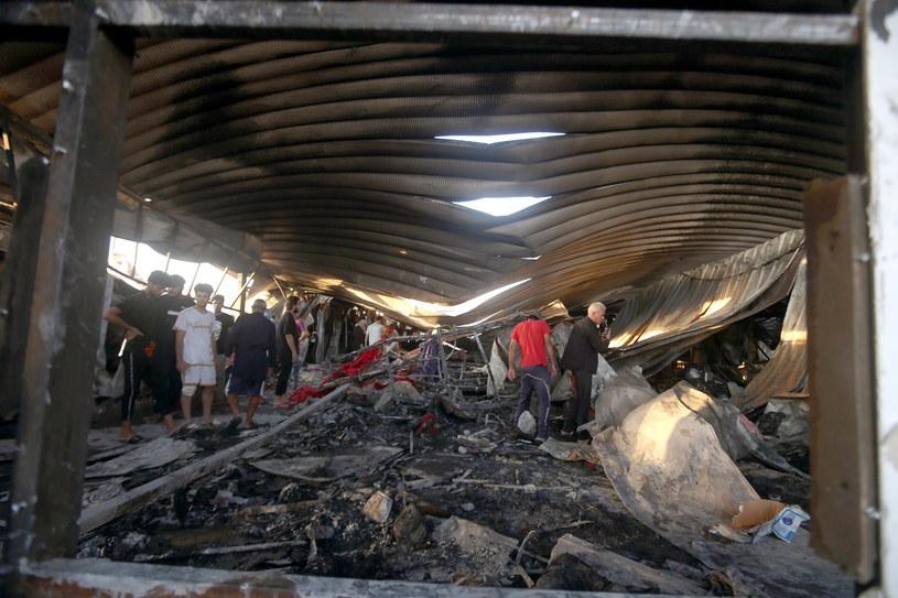 W pożarze zginęło 66 osób /PAP