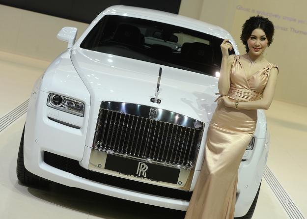 W Poznaniu pojawi się m.in. Rolls-Royce /AFP
