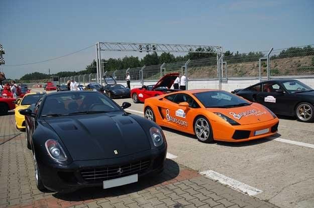 W Poznaniu pojawi się ponad 80 samochodów klasy GT /