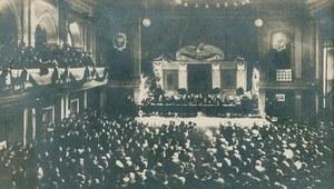 W Poznaniu uczczono 100. rocznicę obrad Polskiego Sejmu Dzielnicowego