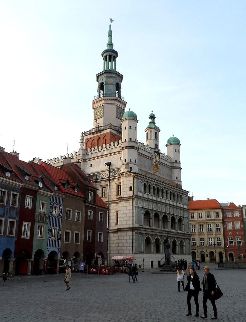 W poznańskim ratuszu na Starym Rynku w lutym i październiku 1943 roku obradowali reichs- i gauleiterzy NSDAP z całej Rzeszy. /Odkrywca