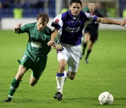 W Poznnaiu liczą, że Lech w Pucharze UEFA zagra lepiej niż z Terekiem Groznym /AFP