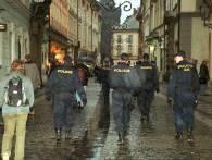 W Pradze obowiązują nadzwyczajne środki bezpieczeństwa /RMF24.pl