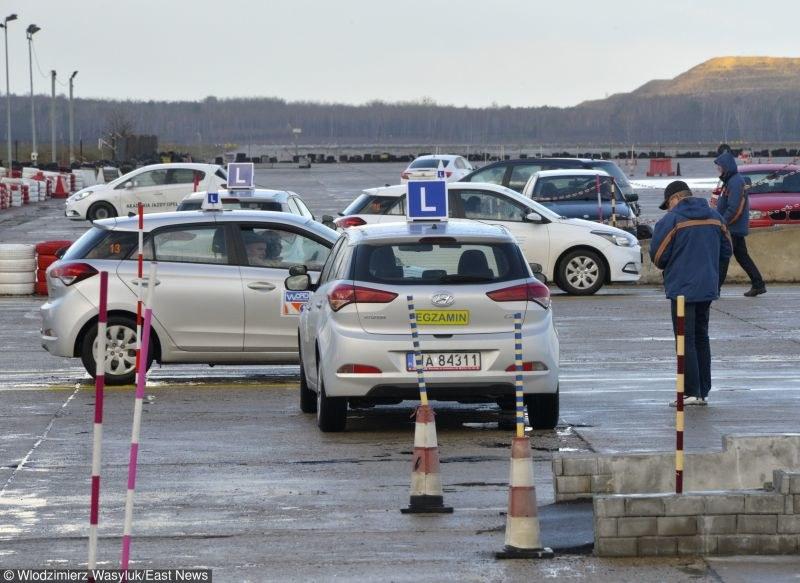 W prawach jazdy zmiana goni zmianę /Włodzimierz Wasyluk /East News