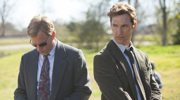 """W produkcji HBO główne role zagrali Matthew McConaughey (""""Witaj w klubie"""") i Woody Harrelson (""""Skandalista Larry Flynt"""") /materiały dystrybutora"""