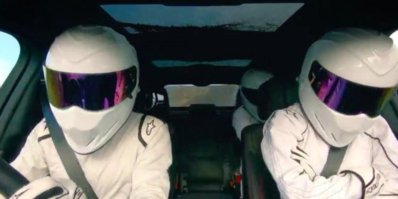W programie nie zabraknie tajemniczego kierowcy - Stiga /BBC Brit /materiały prasowe