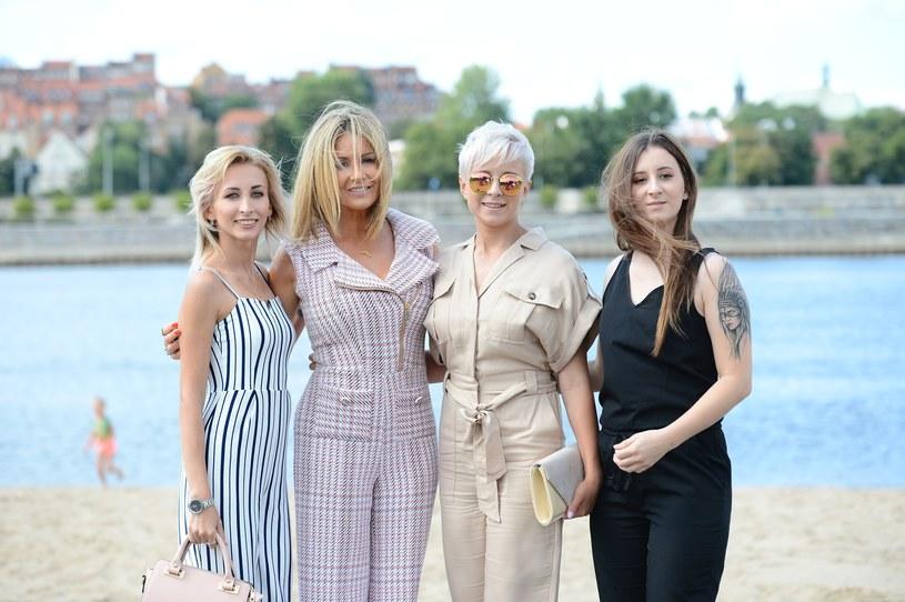 W programie Projekt Lady zwyciężyła Liubov Miruk, Fot. VIPHOTO /East News