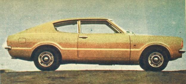 W programie znajduje się również dwudrzwiowe coupe. /Ford