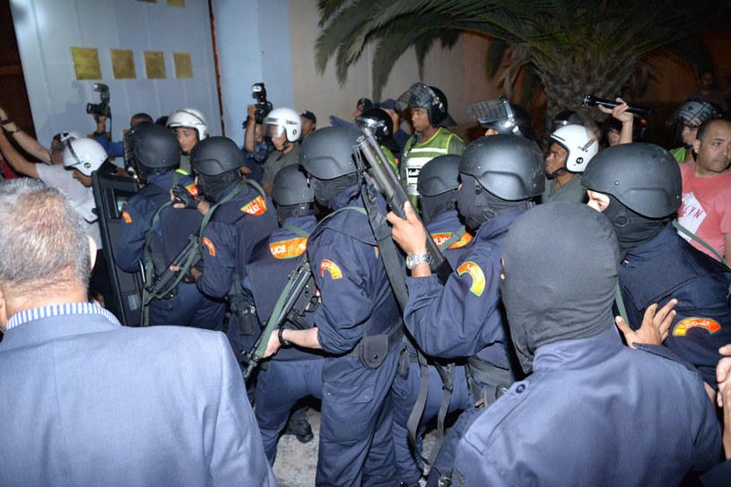 W proteście uczestniczyły dzisiątki tysiące ludzi w całym Maroku (zdjęcie ilustracyjne) /AFP