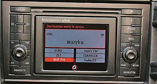 W przypadku Audi nie zawsze można wygenerować kod – pozostaje ASO. /Motor