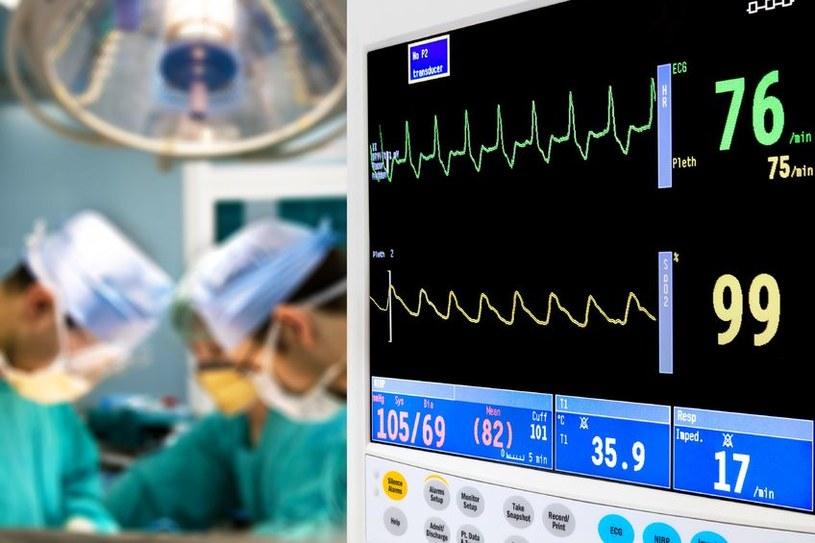 W przypadku pacjentów z ranami postrzałowymi i kłutymi, każda minuta jest na wagę złota /123RF/PICSEL