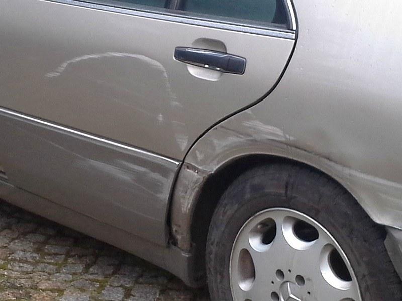 W przypadku tego typu uszkodzeń wstawianie ćwiartki nie ma najmniejszego sensu /INTERIA.PL