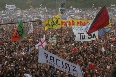W Przystanku Woodstock uczestniczyło ok. 125-150 tys. osób /INTERIA.PL