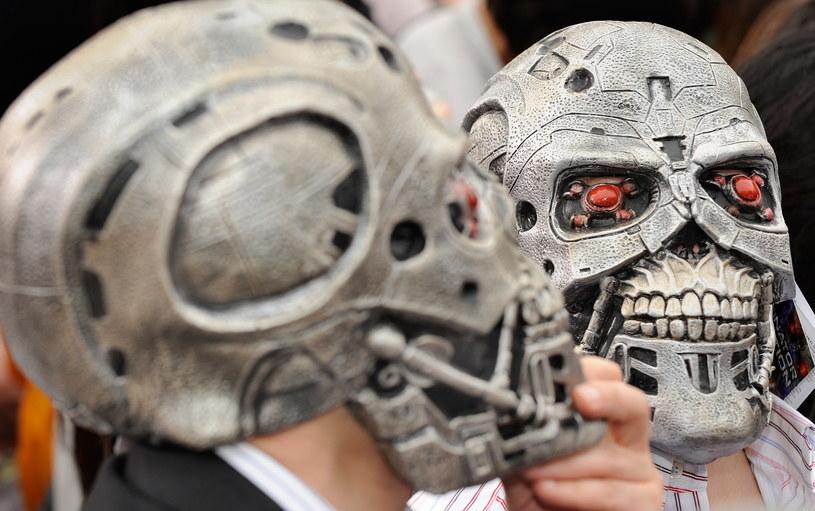 """W przyszłości żołnierzy zastąpią na polu walki roboty. Czy ziści się scenariusz z filmu """"Terminator""""? /AFP"""