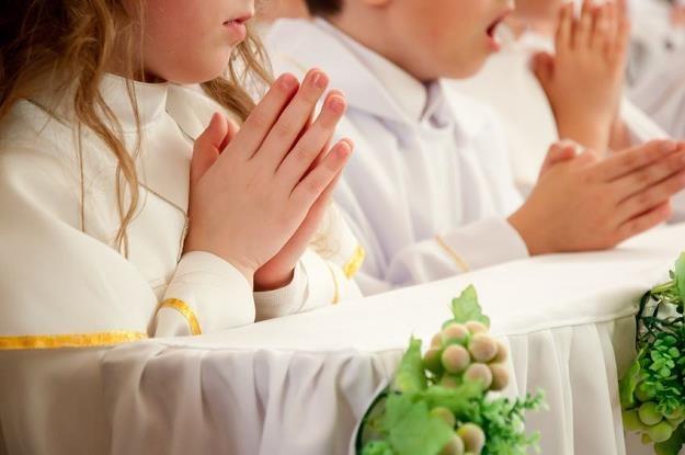 W przyszłym roku nie będzie Pierwszej Komunii Świętej w diecezji warszawsko-praskiej /123RF/PICSEL