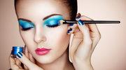 W przyszłym roku w makijażu będzie rządził kolor niebieski