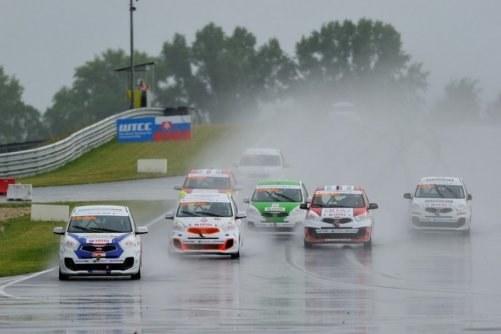 W Pucharze Kia Lotos Race startują bardzo młodzi kierowcy. /Kia Lotos Race