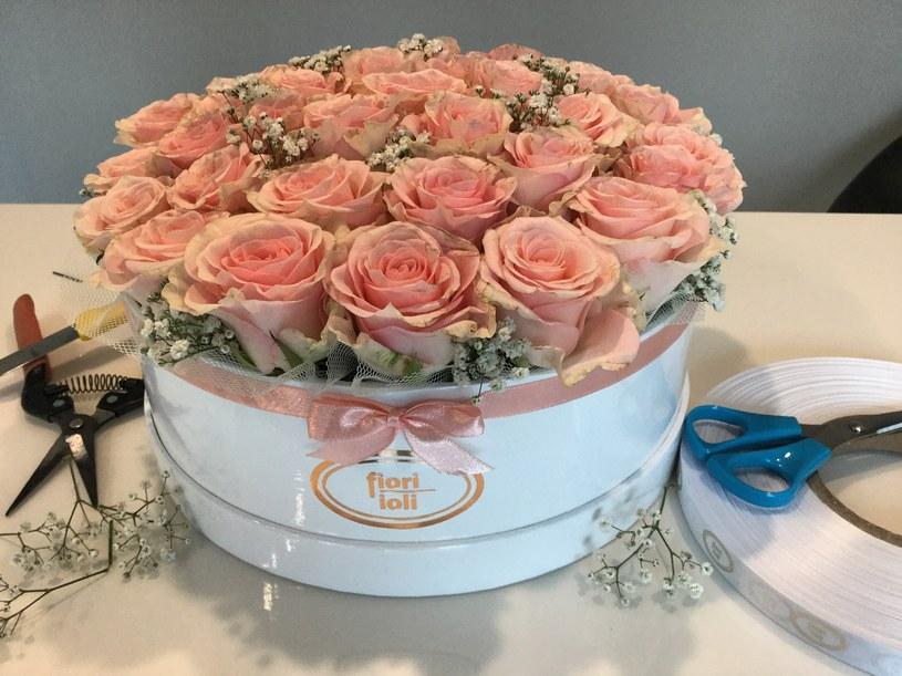 W pudełku kwiaty są bezpieczne /materiały prasowe