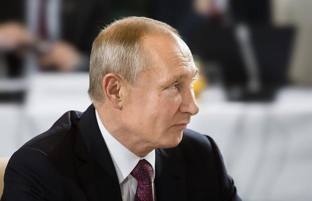 W. Putin w Berlinie przed negocjacjami w tzw. formacie normandzkim /©123RF/PICSEL