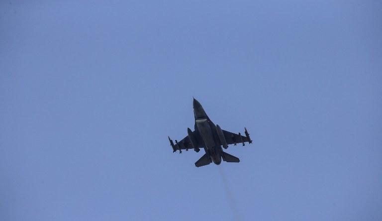 W ramach odwetu tureckie wojsko codziennie przeprowadza nalotu na pozycje PKK /STR / AFP /AFP