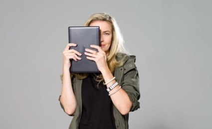 """W ramach projektu """"For Those Who Do. Zrób to z Lenovo!"""" Lidia Popiel wykonała sesję zdjęciową biorących w nim udział """"DO'ersów"""". /materiały prasowe"""