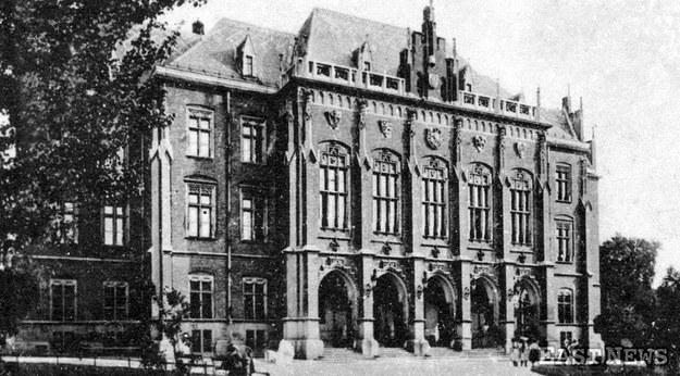 """W ramach """"Sonderaktion Krakau"""" aresztowano 145 osób z Uniwersytetu Jagiellońskiego /Muzeum Niepodległości /East News"""